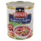 Menzi Serbische Bohnen-Suppe