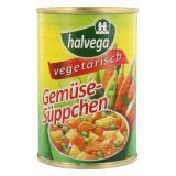 Halvega Gemüse-Süppchen
