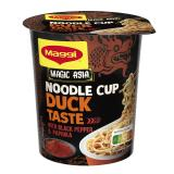 Maggi Magic Asia Noodle Cup Duck, Becher, 1 Port.