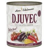 Herr Edelmann Djuvec geschmortes Gemüse