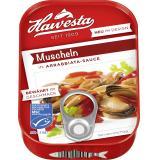 Hawesta Muscheln in Arrabbiata Sauce