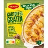 Maggi fix & frisch, Kartoffel Gratin, Beutel, ergibt 3 Port.