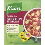 Knorr Fix Bauern-Topf mit Hackfleisch