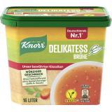 Knorr Delikatess Brühe