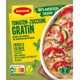 Maggi fix & frisch, Tomaten-Zucchini Gratin, Beutel, ergibt 2 Port.
