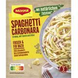 Maggi fix & frisch, Spaghetti alla Carbonara, Beutel, ergibt 3 Port.