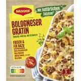 Maggi fix & frisch Bologneser-Gratin