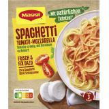 Maggi fix & frisch, Spaghetti Tomate-Mozzarella, Beutel, ergibt 3 Port.