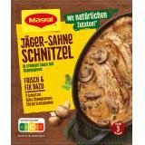 Maggi fix & frisch, Jäger-Sahne Schnitzel, Beutel, ergibt 3 Port.