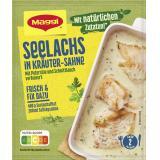 Maggi fix & frisch Seelachs in Kräuter-Sahne