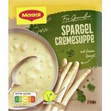 Maggi Für Genießer, Spargel Cremesuppe, Beutel, ergibt 2 Teller