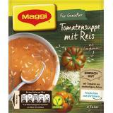 Maggi Für Genießer, Tomatensuppe mit Reis, Beutel, ergibt 3 Teller