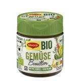 Maggi NaturPur Bio Klare Gemüsebrühe, Glas, ergibt 8 Liter