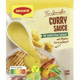 Maggi Für Genießer Curry Sauce, Beutel, ergibt 250 ml