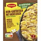Maggi fix & frisch Ofen-Kartoffeln mit Hackfleisch