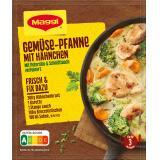 Maggi fix & frisch Gemüse-Pfanne mit Hähnchen