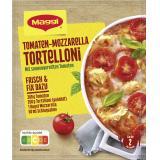 Maggi fix & frisch, Tomate-Mozzarella Auflauf, Beutel, ergibt 2 Port.