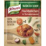 Knorr Natürlich Lecker! Hackbällchen in Tomatensauce