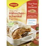 Maggi fix & frisch Ofenbeutel Hähnchenschenkel Paprika, 4 Port.