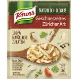 Knorr Natürlich lecker! Geschnetzeltes Züricher Art