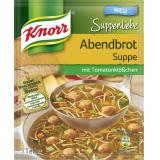 Knorr Suppenliebe Abendbrot Suppe