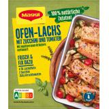 Maggi Natürlich & Bewusst Lachs mit Zucchini & Tomaten