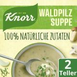 Knorr Natürlich Lecker! Waldpilz Suppe