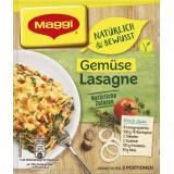 Maggi Natürlich & Bewusst Gemüse Lasagne (MHD 28.06.2018)