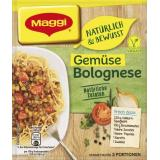 Maggi Natürlich & Bewusst Gemüse Bolognese (MHD 28.06.2018)
