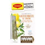 Maggi Ideen vom Wochenmarkt Würz-Mix für Kalbsschnitzel al Limone
