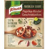 Knorr Natürlich Lecker! Paprika-Rinder-Geschnetzeltes