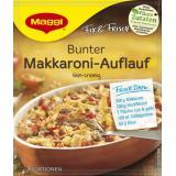 Maggi Fix & Frisch Bunter Makkaroni-Auflauf