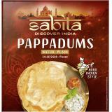 Sabita Pappadums