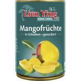 Lien Ying Mangofrüchte in Scheiben gezuckert
