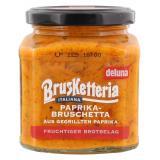 Deluna BrusKetteria Paprika-Bruschetta