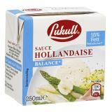 Lukull Sauce Hollandaise balance