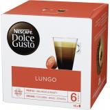 Nescafé Dolce Gusto Kaffeekapseln, Lungo, 16 Kapseln