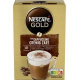 Nescafé Gold Typ Cappuccino cremig zart, Faltschachtel