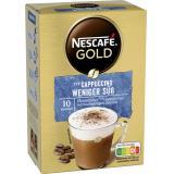 Nescafé Gold Typ Cappuccino weniger süß, Faltschachtel