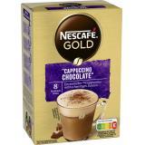 Nescafé Gold Typ Mocha, Faltschachtel
