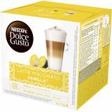 Nescafé Dolce Gusto Kaffeekapseln, Latte Macchiato Vanilla, 16 Kapseln (8x2)