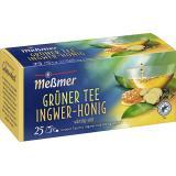 Meßmer Grüner Tee Ingwer-Honig