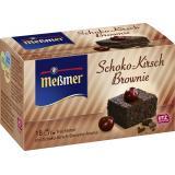 Meßmer Schoko-Kirsch-Brownie