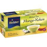 Meßmer Grüner Tee Mango-Kokos
