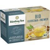 Bünting Tee Bio Kurkuma Ingwer <nobr>(20 x 2,25 g)</nobr>