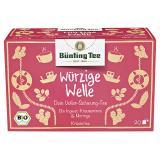 Bünting Tee Bio Würzige Welle <nobr>(20 x 2,50 g)</nobr>