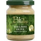 Rinatura Bio Brotaufstrich Zucchini-Olive