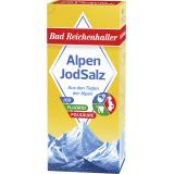 Bad Reichenhaller Alpen Jodsalz mit Fluorid + Folsäure