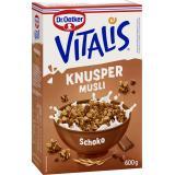 Dr. Oetker Vitalis Knusper Schoko Müsli