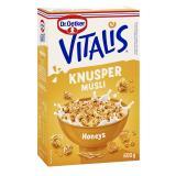 Dr. Oetker Vitalis Knusper Honeys Müsli